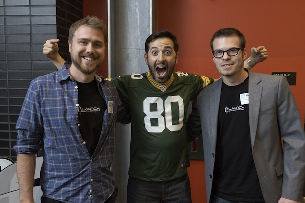 OMG new friends! and Rand Fishkin
