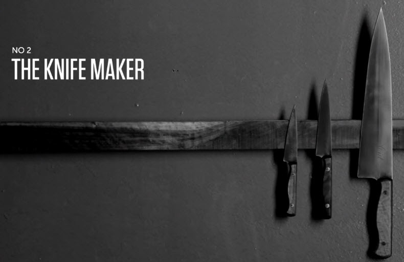 The Knife Maker