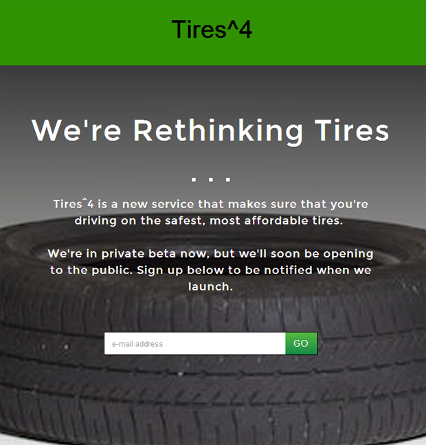 Tires^4!