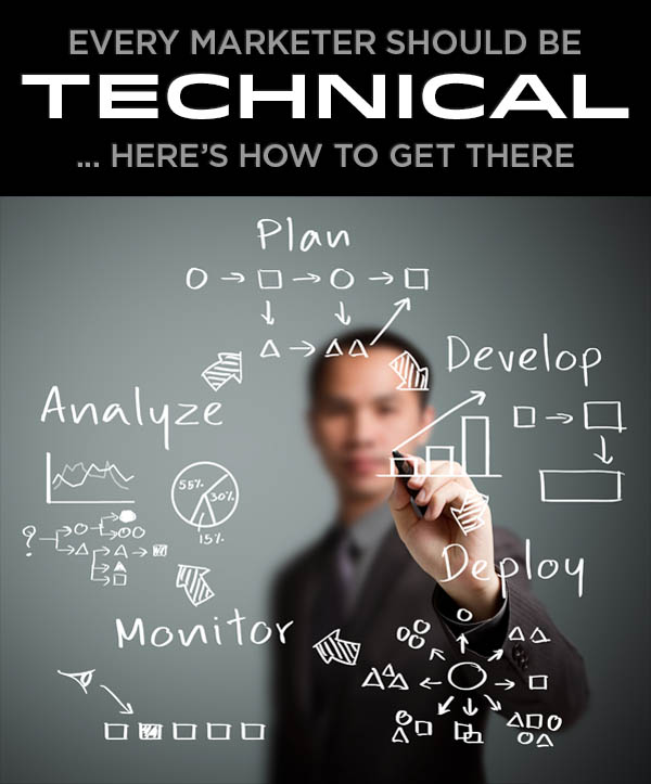 Industrial Tech Marketer - Magazine cover