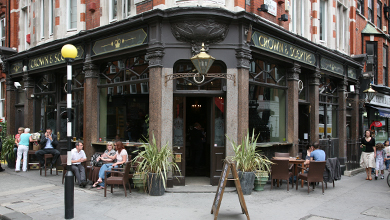 Crown and Sceptre pub, London