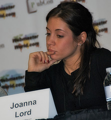 Joanna Speaking