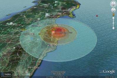 Nuclear Plant Evacuation Radius