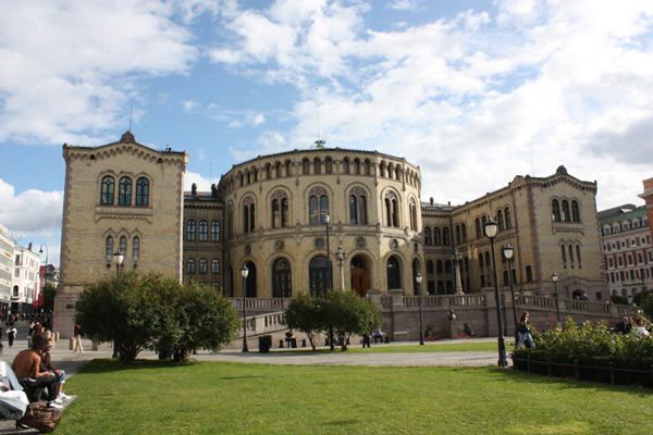 Oslo's National Theatre