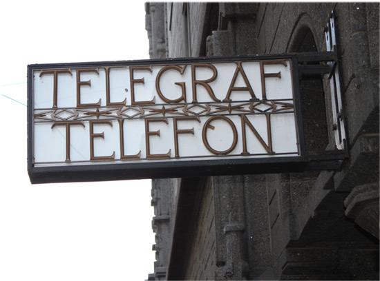 Telefon / Telegraph