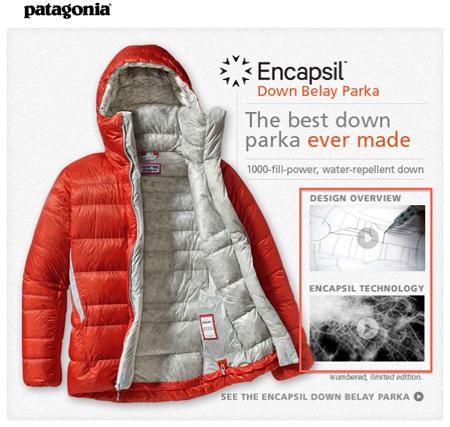 Patagonia Encapsil Parka