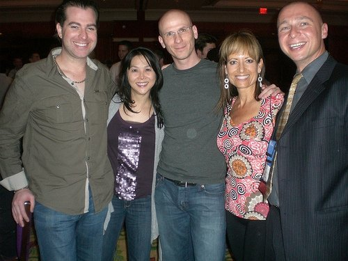 Chris Winfield, Shirly Tan, Brent Csutoras, Dana Lookadoo, Tim Ash