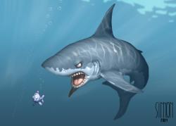 Swim with the Big Fish!