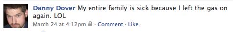 Sick Family