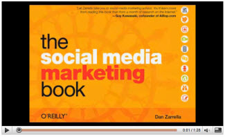 Social Media Marketing Book Video