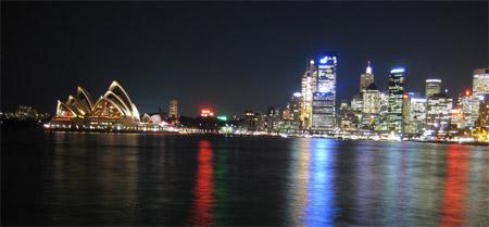 View from SMX Sydney BBQ