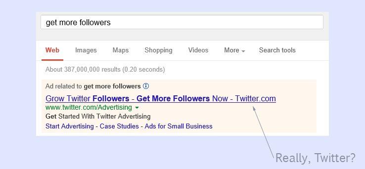 Recueillir plus de Followers, une bonne idée