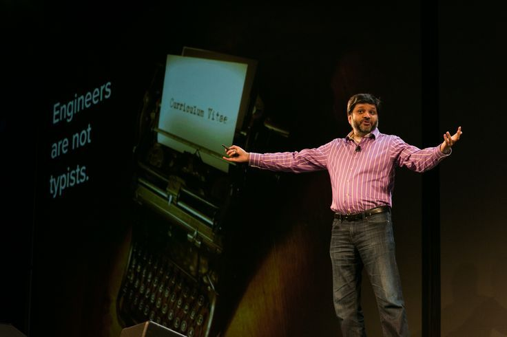 Dharmesh Shah at MozCon 2013