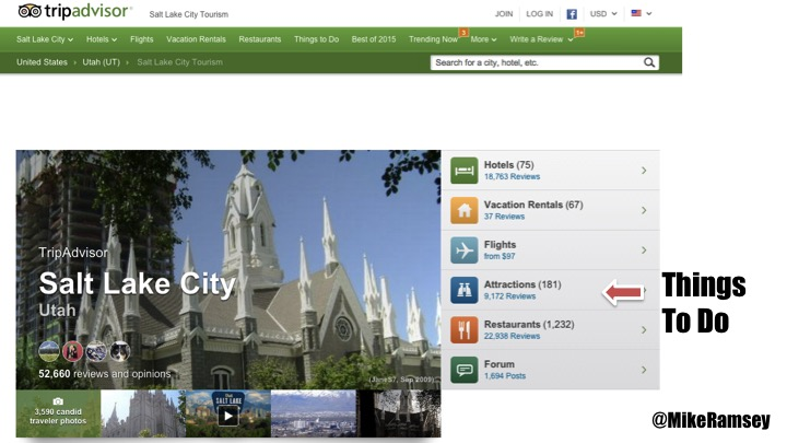 trip advisor things to do in salt lake city