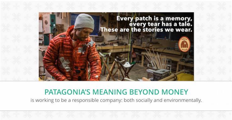 patagonia's meaning beyond money