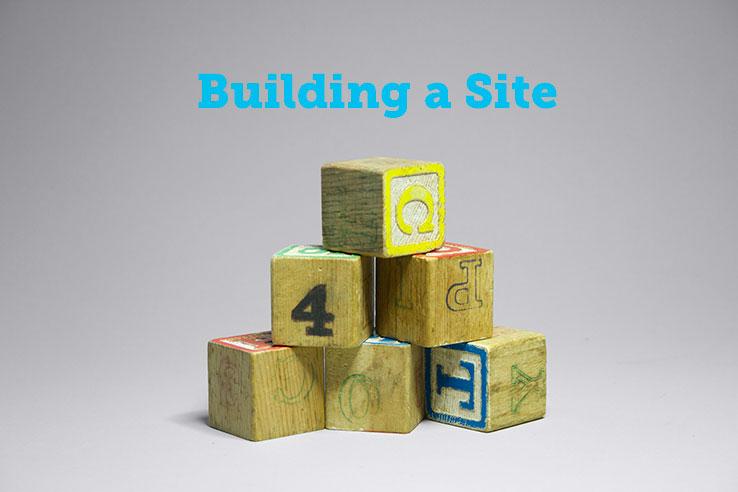 site building blocks