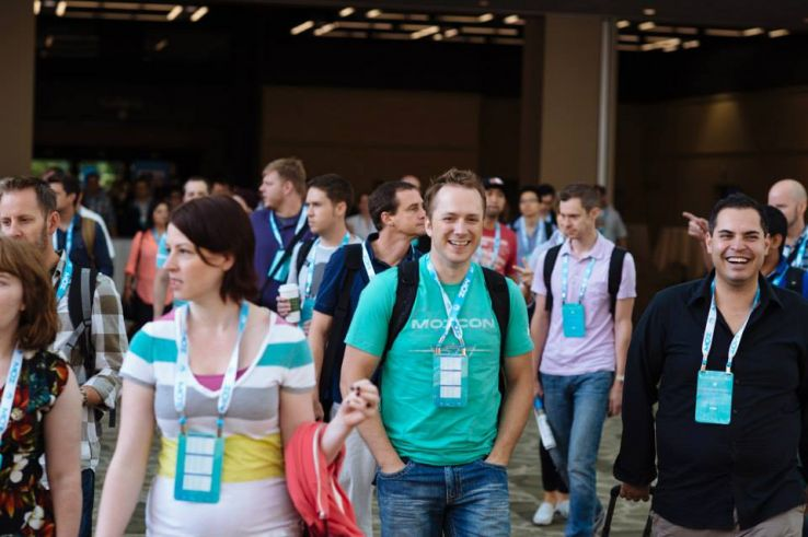 attendees at MozCon