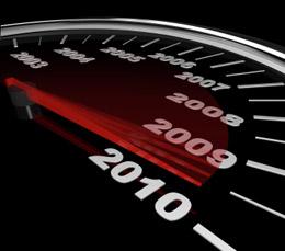 2010 speedometer