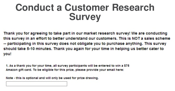 Customer Survey Email Template. doc 778652 email survey template ...