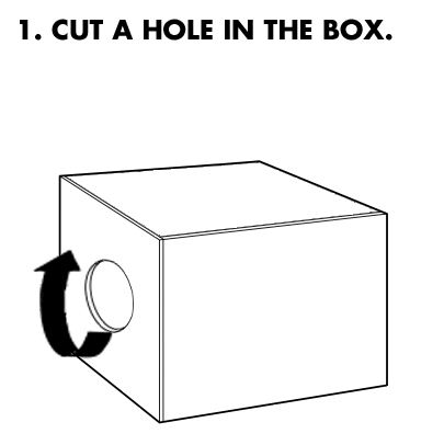 Ikea Boxcutting Instructions