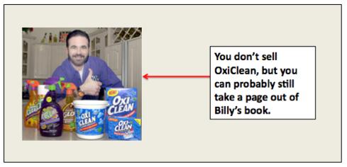billy mays demonstrability