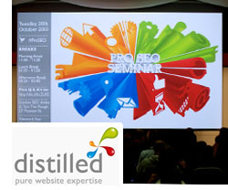 Distilled PRO Seminar - London, UK