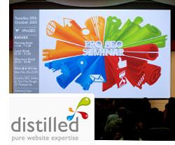 Distilled PRO Seminar - London, UK