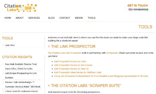 Citation Labs