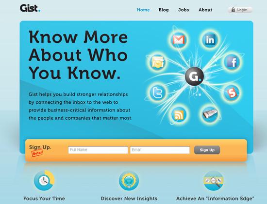 Gist Homepage