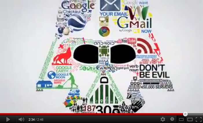 Google Don't Be Evil Video