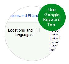 International Keyword Research with Google AdWords Keyword Tool