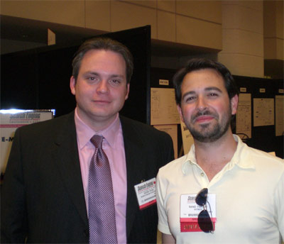 Kevin Ryan & Rand Fishkin at SES Toronto