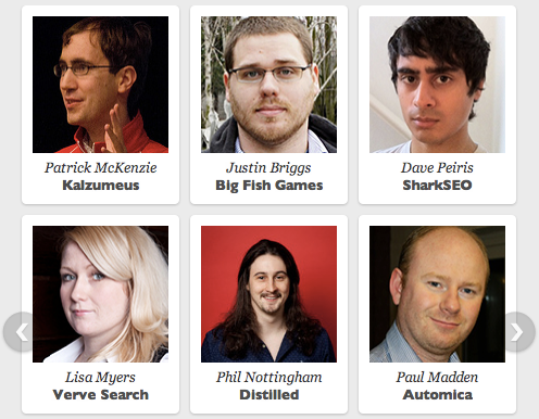 Searchlove London line-up