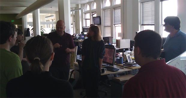 The Linkscape Team at SEOmoz