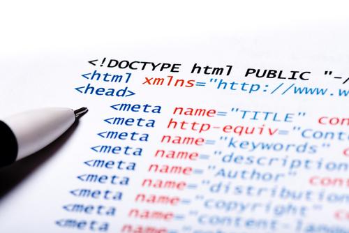 meta tags css code