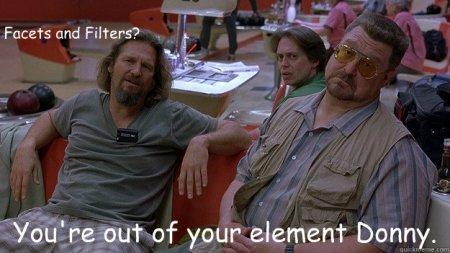 big lebowski facet filters