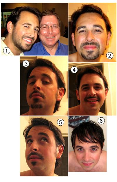Rand's Various Beards