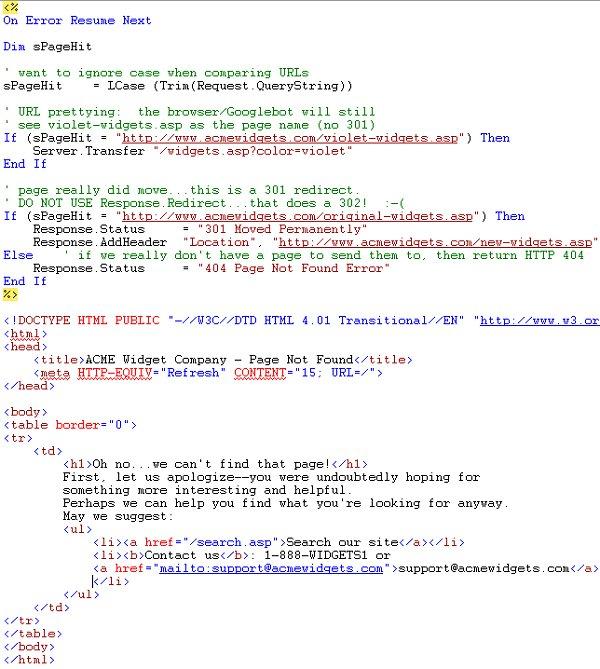 URL Rewrite Smack-Down:  htaccess vs  404 Handler - Moz