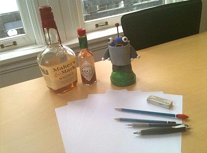 Derrics booze
