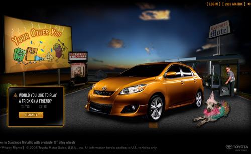 Toyota Ad