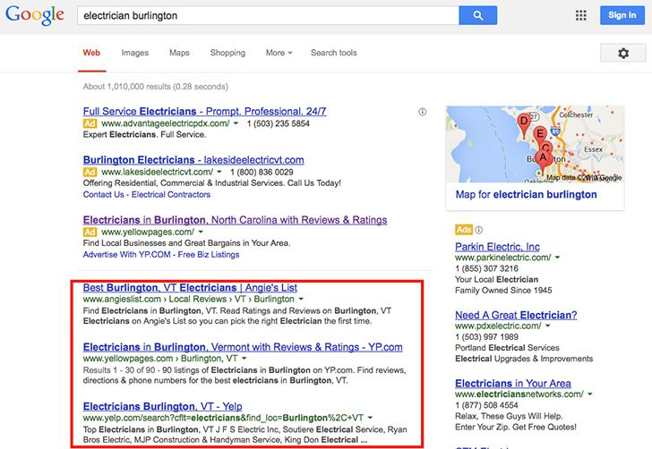 Hummingbird's Unsung Impact on Local Search - Moz