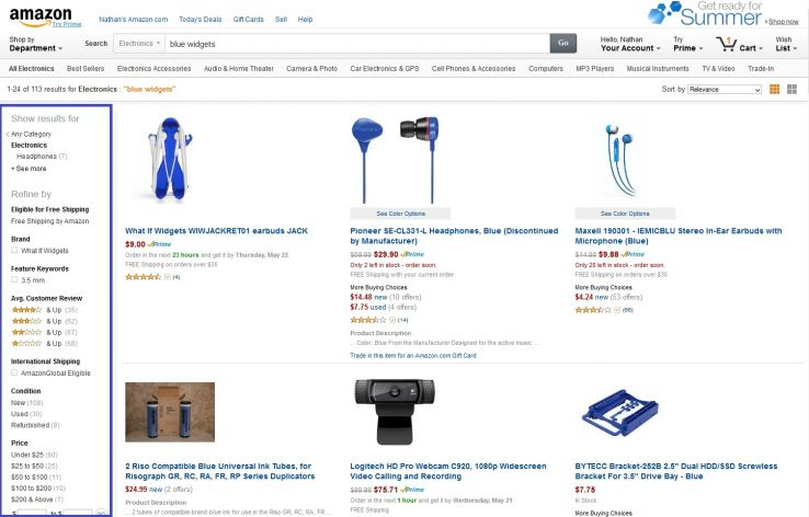 how to rank well in amazon the us s largest product search engine moz