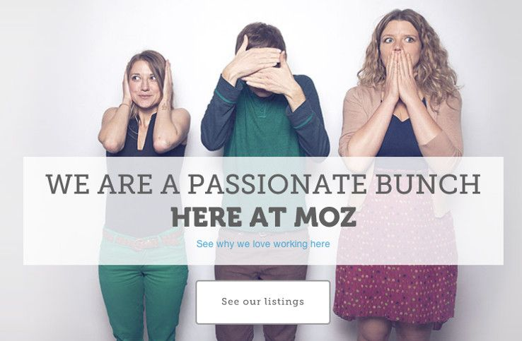Recruiting at Moz