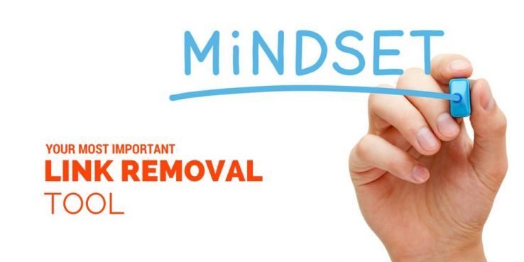 mindset - your best link removal tool