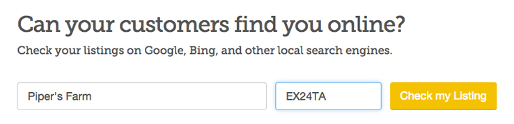 Check Your Local Business Listings in the UK - Moz