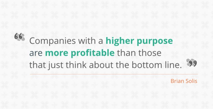 companies with purpose quote brian solis