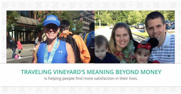 traveling vineyard's meaning beyond money