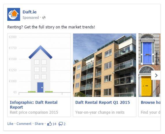Rental Report Multi Product Ad