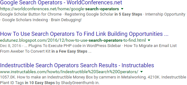 Mastering Google Search Operators In 67 Easy Steps Moz