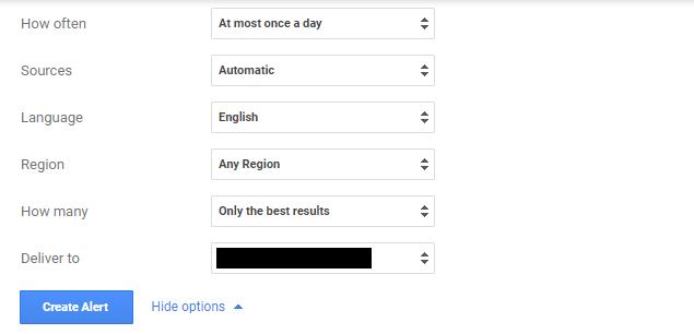 Alertas do Google para Link Building: um guia rápido e fácil 4